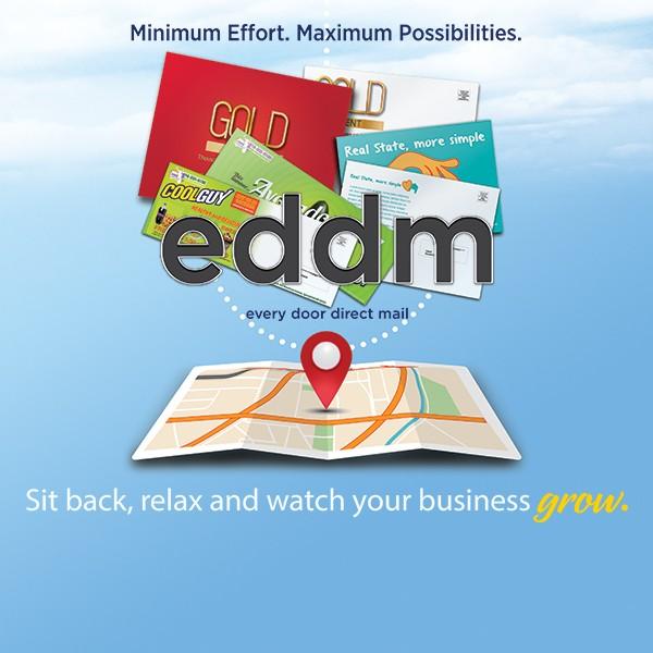 EDDM Full Service by MyPrintingDeals.com