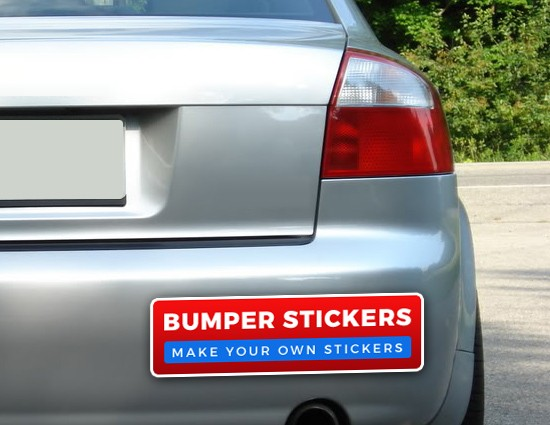 Order Your Bumper Stickers Today from MyPrintingDeals.com