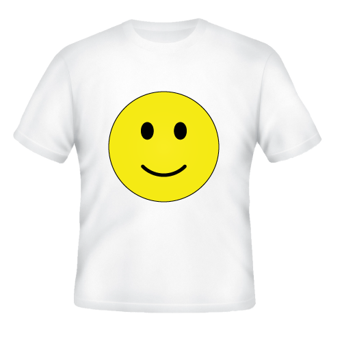The Happy TShirt