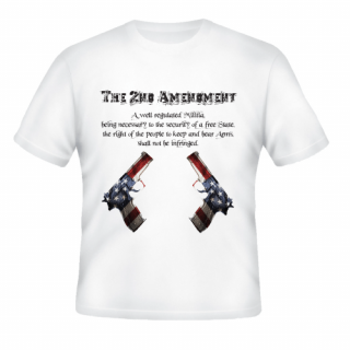 2nd Amendment Shirt