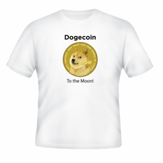 Get your Dogecoin TShirt Today!